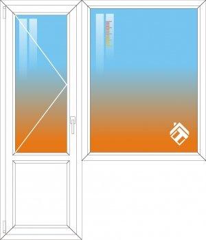 Теплосберегающая пленка  для балконного блока - фото
